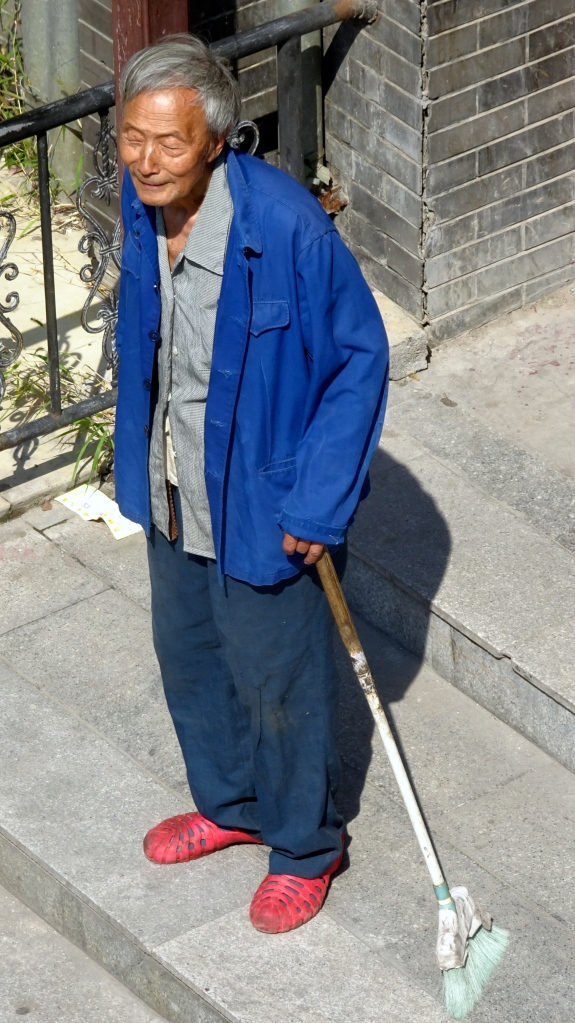 Old man in Beijing DSC00139 © DY of jtdytravels